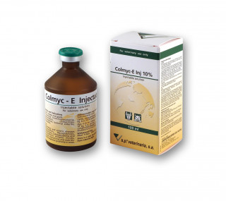 COLMYC ® 10% INJECTABLE/ FLOXAVEX 100 mg/ml