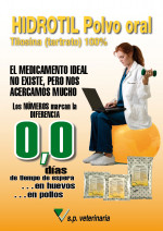 Hidrotil Polvo Oral • Oratil-100